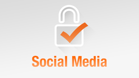 Image with link to Privacy Social Media