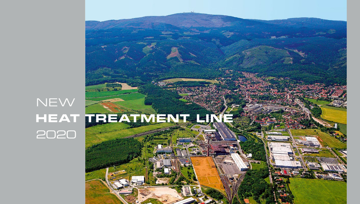 "Delivery Program of the ""New Heat Treatment Line 2020"""
